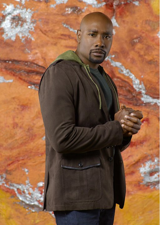 Morris Chestnut stars as Ryan Nichols in &quot;V.&quot; 
