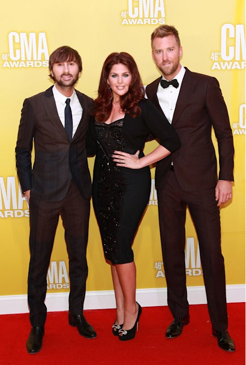 Double CMA nominees Lady Antebellum …