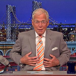 "David Letterman's ""Top Ten Things I, Dave, Will Do Over Labor Day Weekend"""