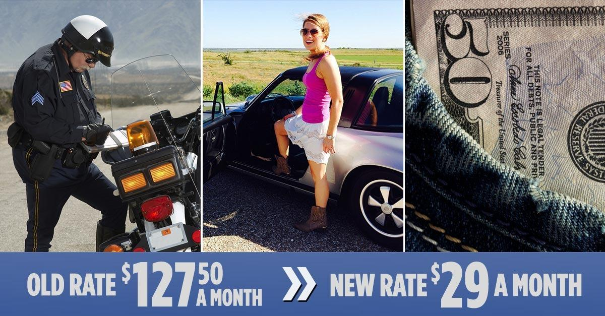 Cash:Are you paying more than $8/wk for Insurance?