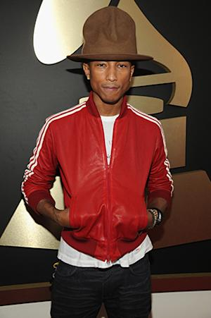 Pharrell's Grammy Hat Could Be Yours for the Price of a Compact Car