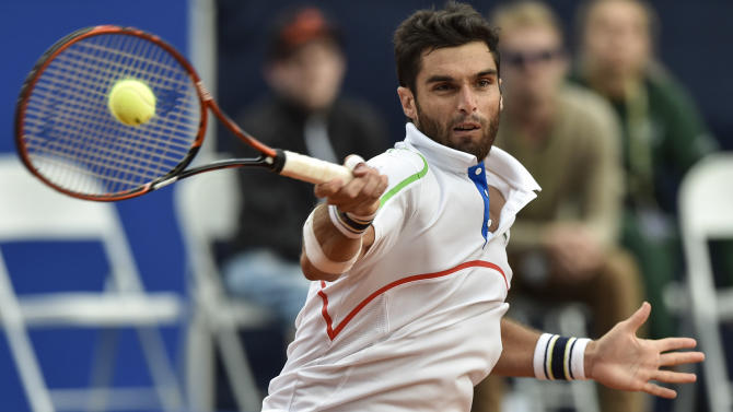 Andujar beats Monaco in Swiss Open final