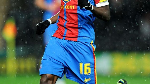 Crystal Palace have not received any offers for Wilfried Zaha