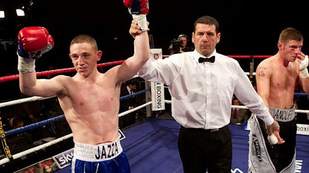 James 'Jazza' Dickens (Hatton Promotions press release)