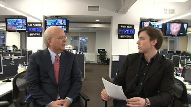 Karl Rove Suggests Stephen Colbert May Need &#39;Anger Management&#39; (ABC News)