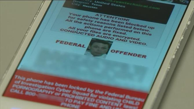 Hackers use feds to scam cell phone users into paying up