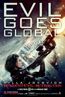 Poster of Resident Evil: Retribution
