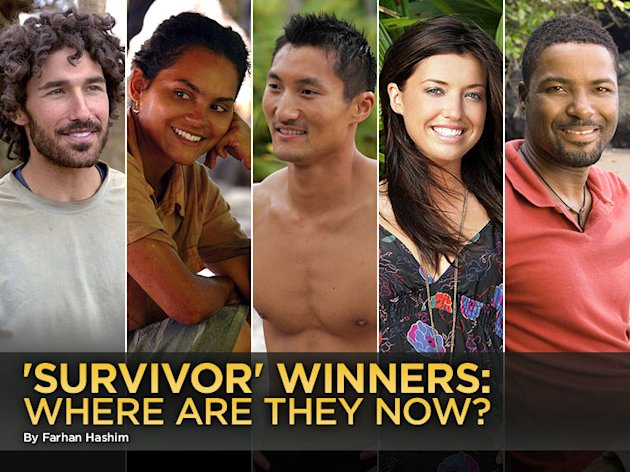 Survivor Winners