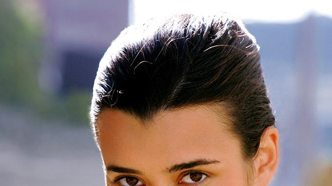 Cote de Pablo stars as Ziva David in NCIS on CBS.