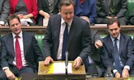 Cameron Rejects PMQs Attacks Over EU Veto
