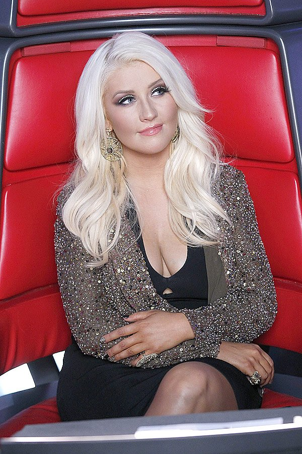 Christina Aguilera Quitting 'The Voice'? Crew Detests Her