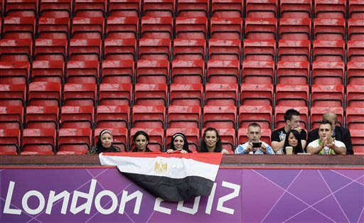 2.1 million attend first 3 days of London Olympics