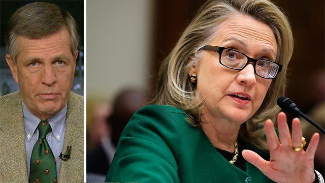 Hume: Clinton 'dominated' Benghazi hearings