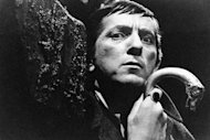 FILE - In this 1970 file photo originally released by ABC, Jonathan Frid, from &quot;Dark Shadows,&quot; is shown. Frid, a Canadian actor best known for playing Barnabas Collins in the 1960s original vampire soap opera &quot;Dark Shadows&quot;, has died. He was 87. Frid died Friday, April 13, 2912 of natural causes in a hospital in his home town of Hamilton, Ontario, said Jim Pierson, a friend and spokesman for Dan Curtis Productions, the creator of &quot;Dark Shadows.&quot; (AP Photo/ABC, file)
