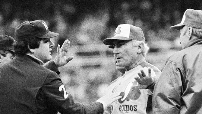 Former Expos executive Jim Fanning dies at 87