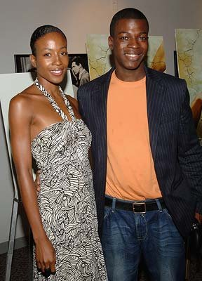 Melissia Hill and Cedric Sanders Photo: Jamie McCarthy, WireImage.com