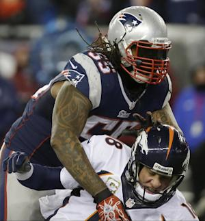 Patriots place LB Brandon Spikes on IR