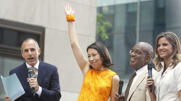 Where Does Ann Curry Fit in at CNN?