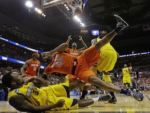 Syracuse star James Southerland in the Elite 8 &#x2014; AP