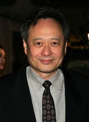Ang Lee at the NY premiere of Focus Features' Brokeback Mountain