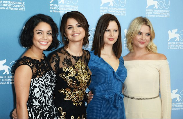Venice Film Festival Spring Breakers Photocall