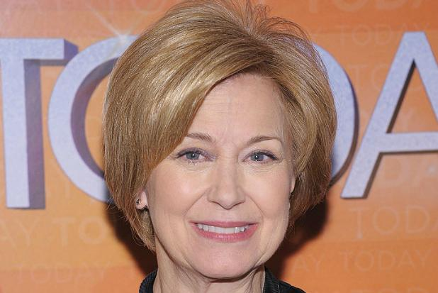 Jane Pauley to Succeed Charles Osgood on CBS' 'Sunday Morning'