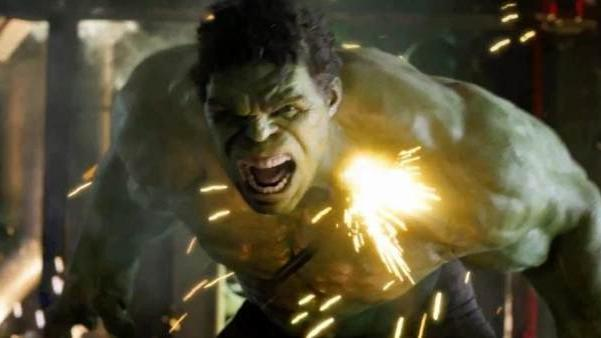 Mark Ruffalo as Hulk -- Marvel/Walt Disney Studios
