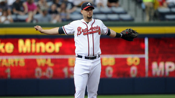Braves, Johnson agree to $23.5M, 3-year deal