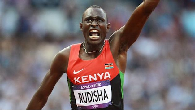 Athletics - Rudisha resists quick buck for gold rush in Rio