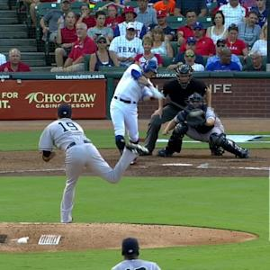 Choo's game-tying single