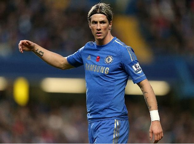 Fernando Torres could be on the bench for the clash with Juventus
