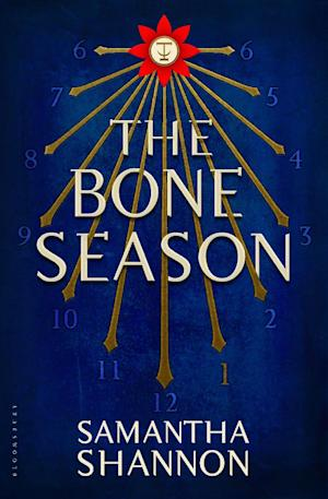 "This book cover image released by Bloomsbury USA shows ""The Bone Season,"" by Samantha Shannon. NBC's ""Today"" show is investing in readers. The morning program announced Tuesday that it is starting a book club. Its first club pick is ""The Bone Season,"" the debut novel by 21-year-old Samantha Shannon. It's the first in a planned seven-part series set in a dystopian futuristic London to be published by Bloomsbury. (AP Photo/Bloomsbury USA)"