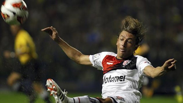 Newells Old Boys's Gabriel Heinze