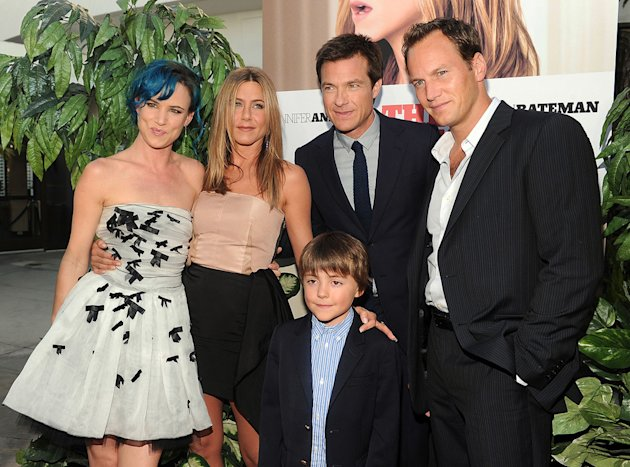 The Switch LA Premiere 2010 Juliette Lewis Jennifer Aniston Jason Bateman Patrick Wilson thomas Robinson