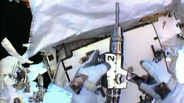 Astronauts at the International Space Station Successfully Fixed Its Leaky Pump
