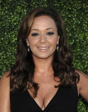 """FILE - Actress Leah Remini arrives at the CBS CW Showtime press tour party in Beverly Hills, Calif. in this July 28, 2010 file photo. Remini is expressing appreciation to fans and others following her decision to leave the Church of Scientology. In a statement issued Thursday July 11, 2013 by her talent agency, the former """"King of Queens"""" star said she was grateful to the media, her colleagues and fans around the world for their """"overwhelmingly positive support."""" (AP Photo/Dan Steinberg, File)"""