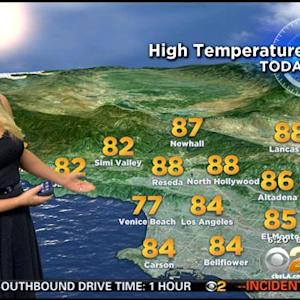 Evelyn Taft's Weather Forecast (Sept. 18)