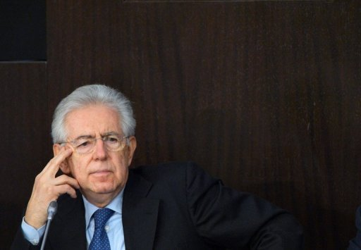 &lt;p&gt;An offer by Mario Monti, pictured here at a press conference in Rome on December 23, 2012, to stay on as prime minister is motivated by a wish to prevent the scandal-tainted Silvio Berlusconi from returning to power and undoing key reforms, analysts said Monday.&lt;/p&gt;