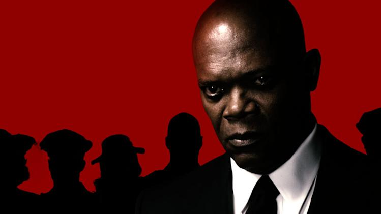 The Spirit Samuel L. Jackson Lionsgate Still