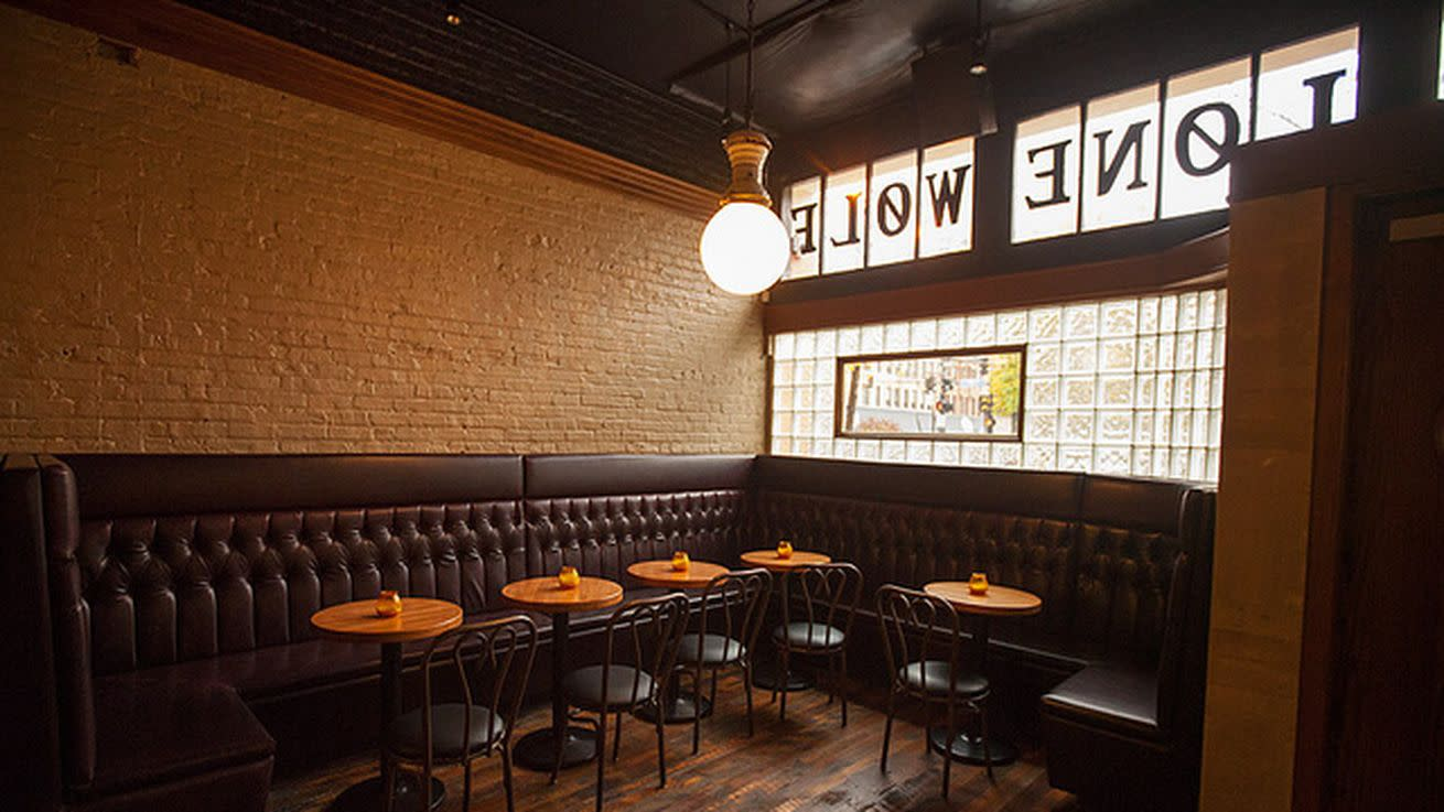Lone Wolf Unveils New Food Menu Hoping to Feed West Loop Packs
