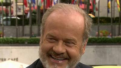 Kelsey Grammer Talks Playing The 'Polar Opposite' Of Frasier On 'Boss'