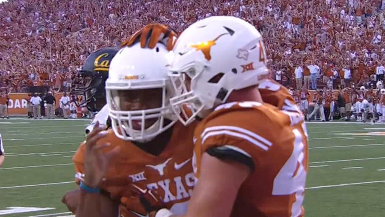 Texas thinks Heard is special, numbers back it up