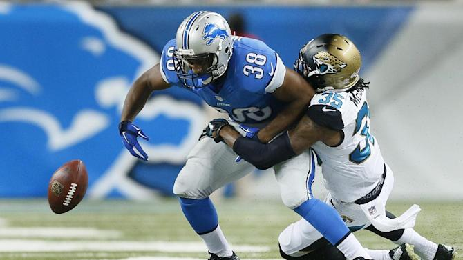 Lions overcome mistakes, beat Jaguars 13-12