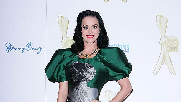 Katy Perry Logie Awards