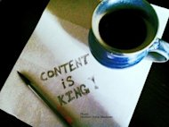 5 Tips for Small Business Owners To Pick a Content Marketing Expert image Content King 300x224