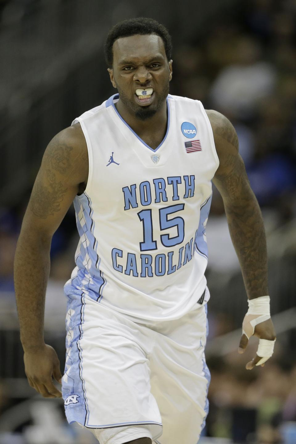 UNC's Hairston to practice with team Friday