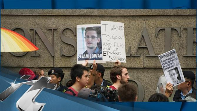 Law & Crime Breaking News: Snowden Charges First Step in Long Extradition Process