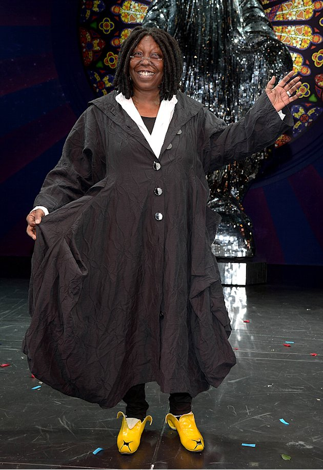 Whoopi Goldberg Dress