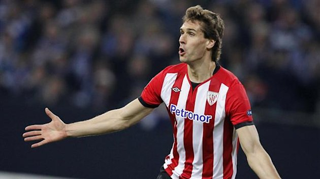 Fernando Llorente, Athletic Bilbao. 2012