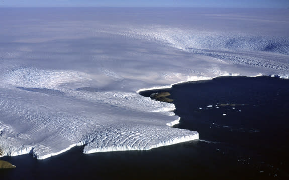 Antarctica Is Gaining Ice, So Why Is the Earth Still Warming?
